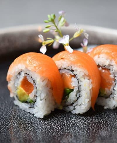 Chilean Salmon Sushi