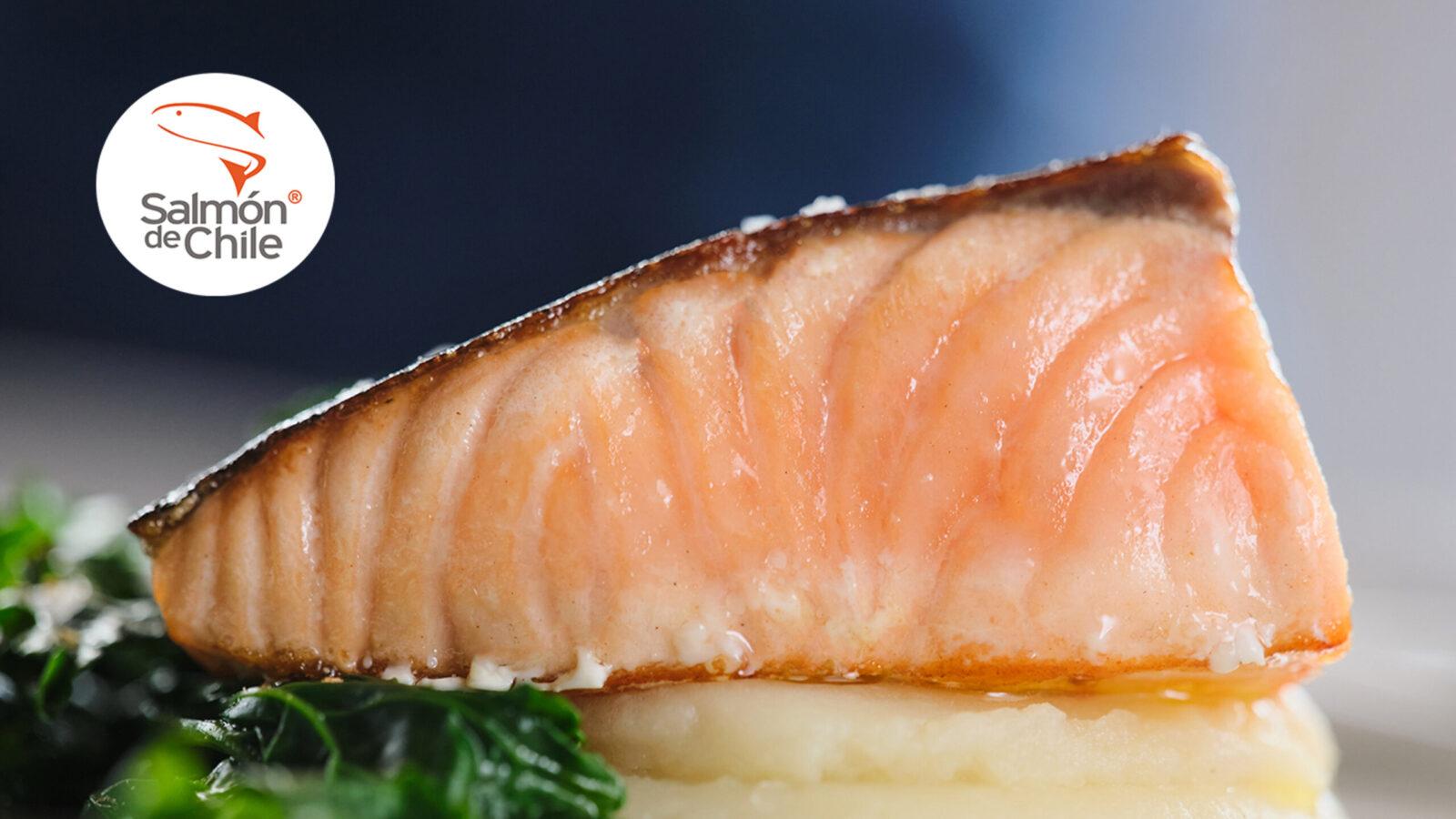 Pan Seared Chilean Salmon